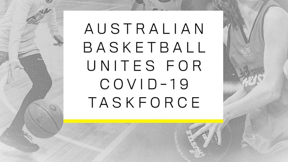 covid19 taskforce basketball